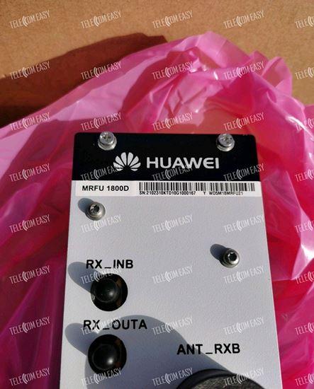 HUAWEI BTS3900 WD5M18MRFU21 02310KTD  UL:1710-1755  DL:1805-1850  V2a.080.2500