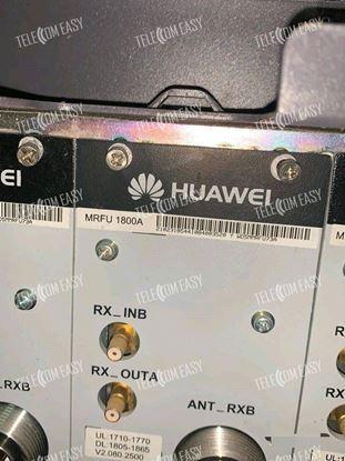 HUAWEI BTS 3900 MRFU-1800A 02318544 (WD5MMRFU73A) UL:1710-1770  DL:1805-1865  V2.080.2500